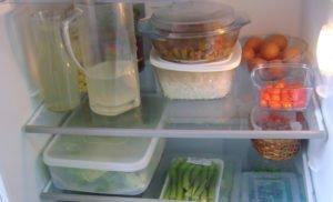 Você sabe como organizar a sua geladeira?