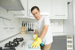 Como limpar o seu fogão sem danificá-lo